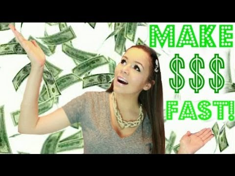 How to make money FAST As a teenager! | Krazyrayray
