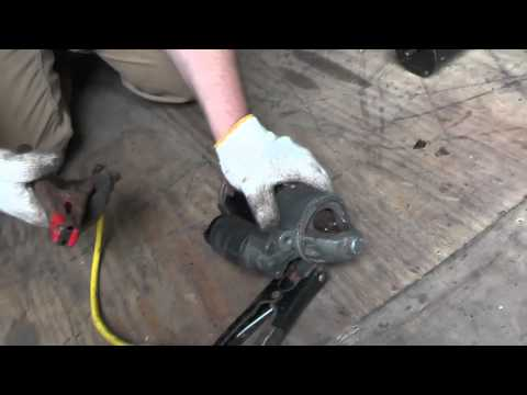 Ford Starter Testing with Jumper Cables