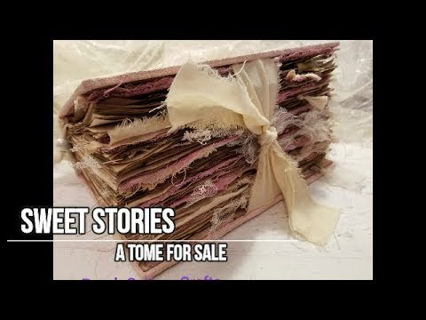 Sweet Stories A Tome For Sale***SOLD***