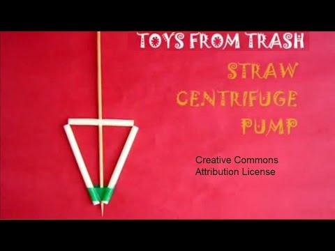 Straw Centrifuge Pump | Italian