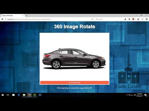 Jquery Image Viewer With Zoom And Rotate, 360 Product Viewer, 3d Product Viewer, 360 Image Viewer