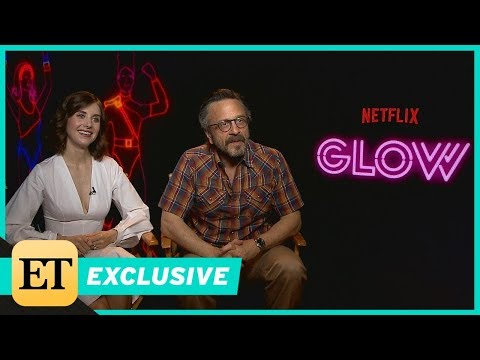 Alison Brie and the 'Glow' Cast Share Their Oddest Pre-Fame Jobs (Exclusive)