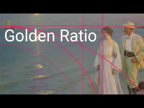 Golden Ratio in art and images - an Android app.