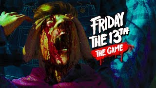 CHINESE FIRE DRILL!! - Friday the 13th Game with The Crew!