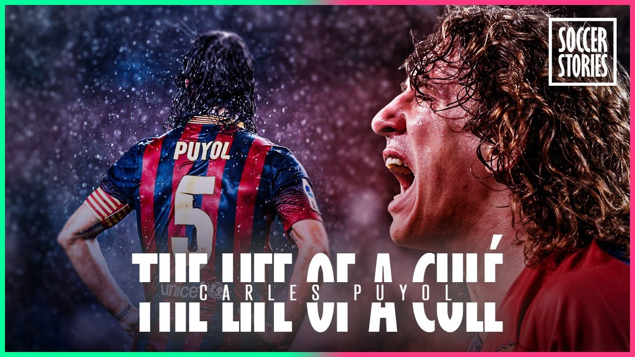 Football will never produce another captain as heroic as Carles Puyol | Oh My Goal