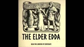The Elder Edda (Bray Translation) (FULL Audiobook)