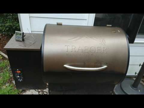 Cooking with Mike: Traeger Split Chicken