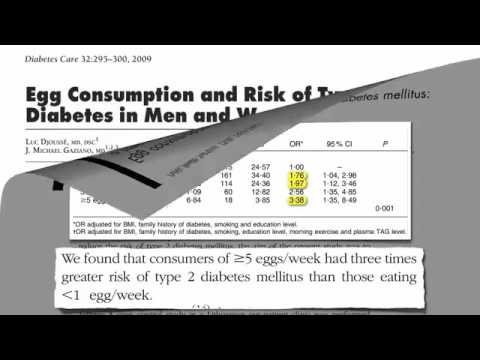 Eggs and Diabetes Health Tips for Men and Woemn