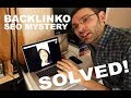 The Backlinko.com Indexing Mystery (Solved!) - SEO VLOG #25