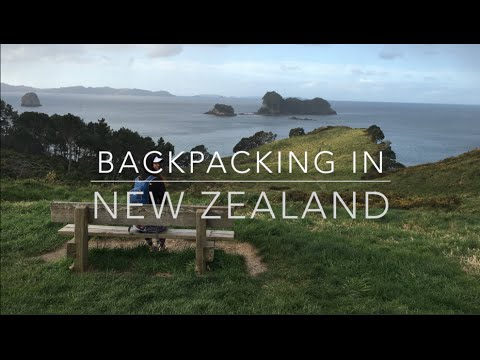 Backpacking in New Zealand (North Island)