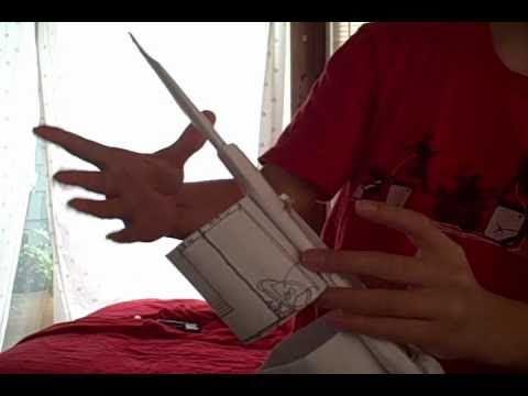 (Paper) Assassin's Creed Hidden Blade.