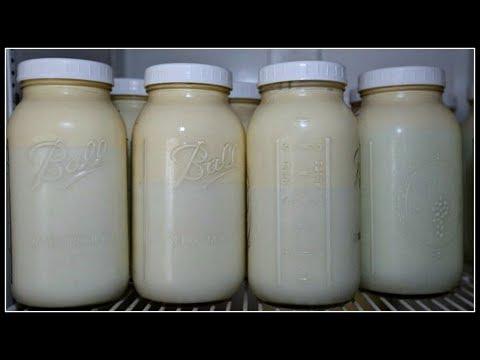 Raw Milk is Magic~