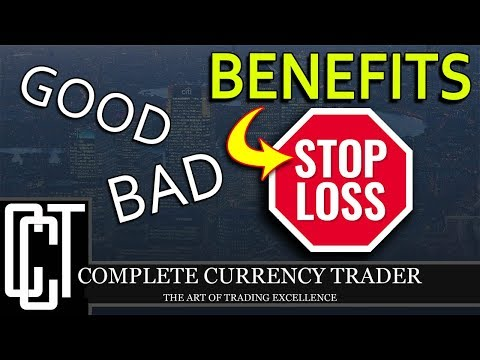 The Benefit of Trailing Stops - Good & Bad!
