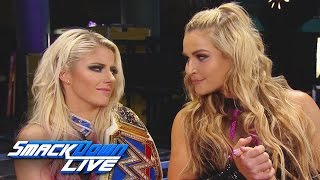 Natalya interrupts two-time SmackDown Women
