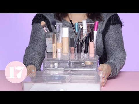 How to Organize Your Makeup   Plan With Me