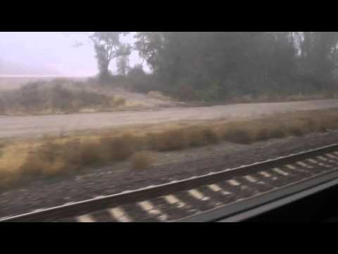 riding Amtrak Lincoln Service from St. Louis to Bloomington (1 of 2)