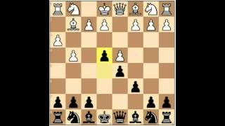 Chess lesson : openings (The Grob, 1.g4)