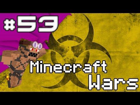 Minecraft Wars - Refining Uranium! #53