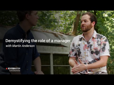 What Does a Manager Do? | Band Management