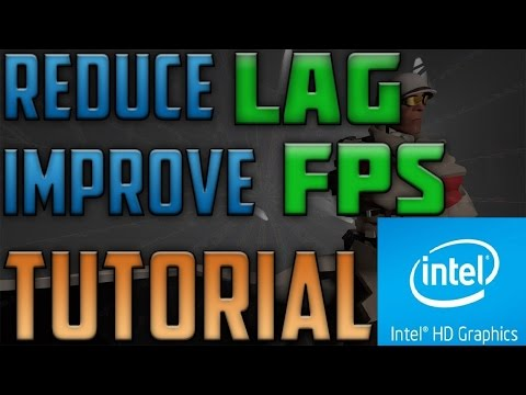 How To Increase FPS On All Intel HD Graphics