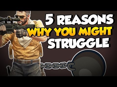 CS:GO - 5 Reasons why you might be under-performing or struggling