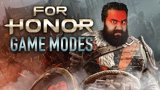 For Honor Tips - Game Modes Explained