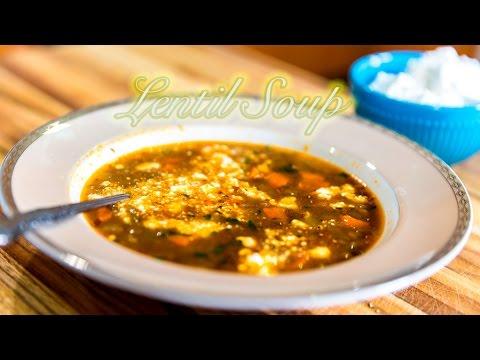 Lentil Soup φακές