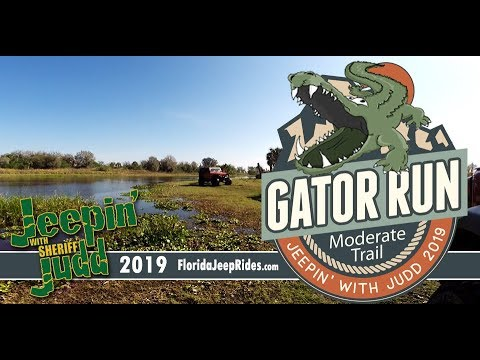 Gator Run Clear Springs Ranch Jeepin with Judd 2019