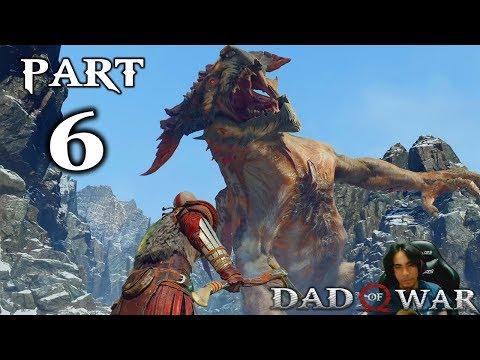 GOD OF WAR 4 - Gameplay Walkthrough Part 6 - DRAGON! (1080p 60fps)