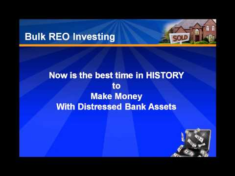 How to Find Bulk REO Tapes and Flip Them For Huge Profits