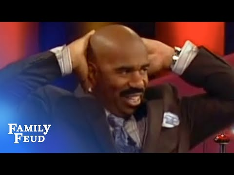 You Kissed Your What? | Family Feud