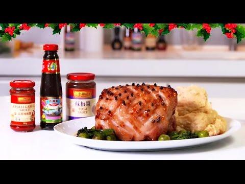 Christmas Ham - Arthur's Secret Recipe