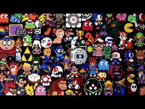 23,548 Piece Perler Bead Pixel Art