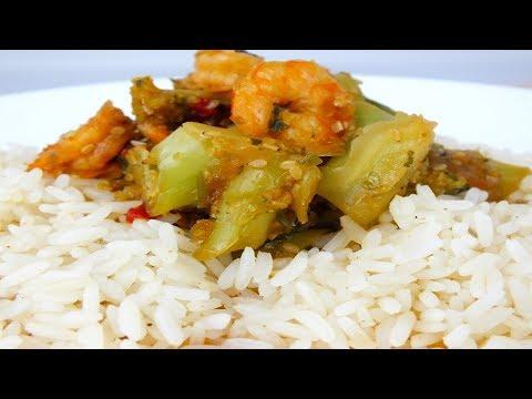 How to Make Shrimp Stir Fry: with Vegetables