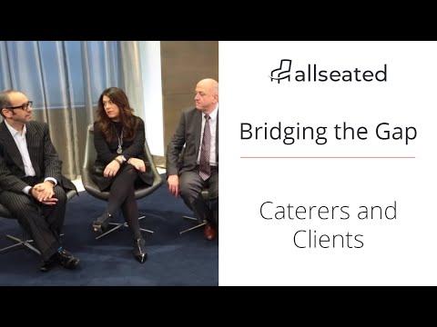 Bridging the Gap: Caterers Panel