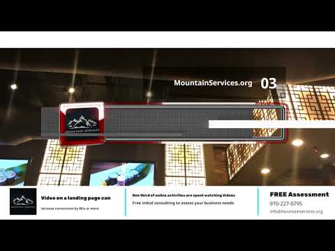 Increase conversions by 1200% more shares with Social Video with Mountain Services!