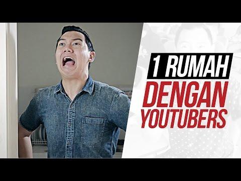 1 RUMAH DENGAN YOUTUBERS