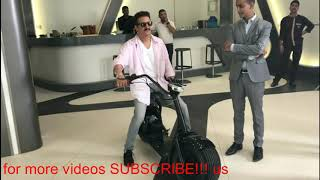 Jimmy Shergill having fun on the sets of VEEREY KI WEDDING shoot