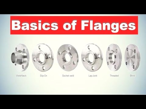 Basics of Flange   Piping Official