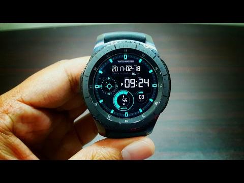 Top 5 fitness features of Samsung Gear S3 Frontier!