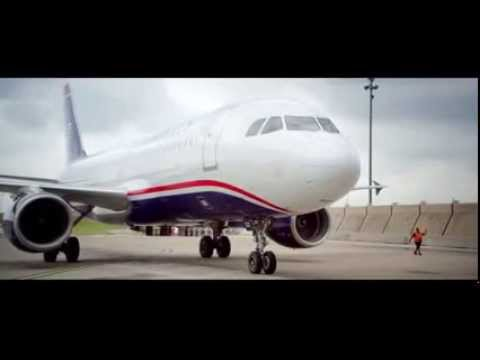 New American Arriving - AA & US Airways Post Merger Commercial