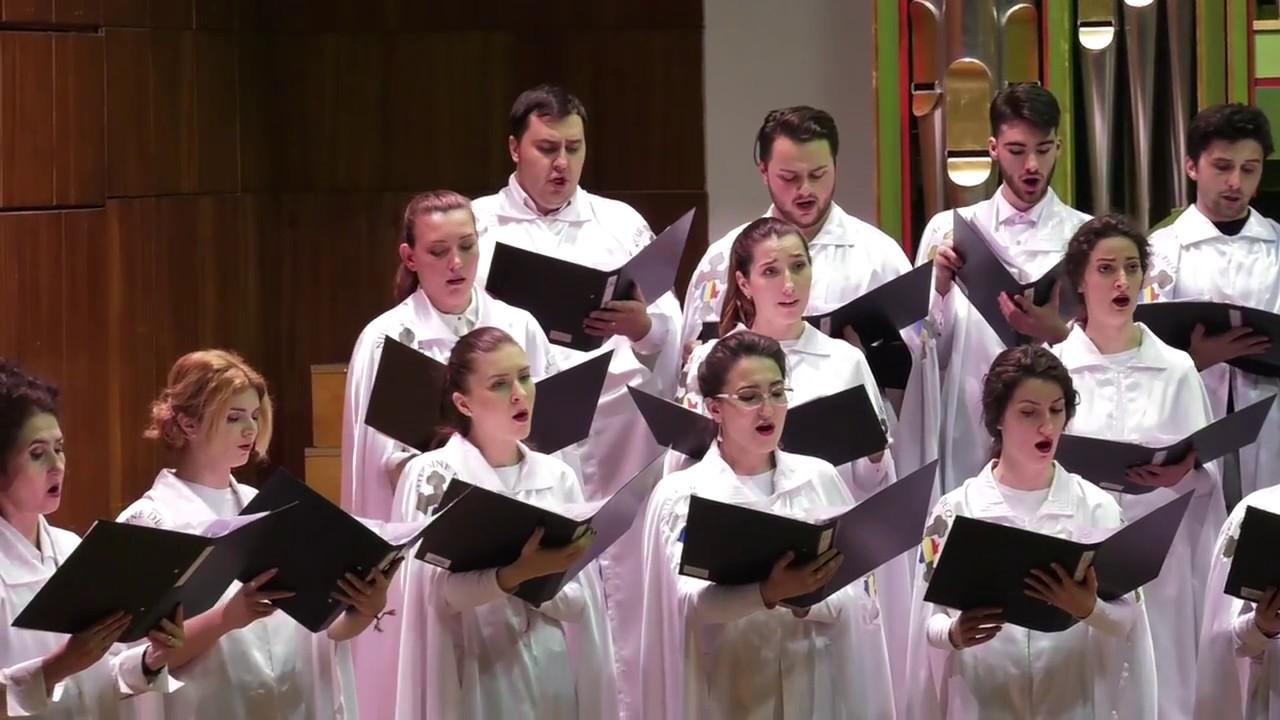 "Concert coral religios in cadrul stagiunii corale "" Paul Constantinescu "" - 5 Martie 2018"