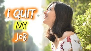I Quit my Job to Travel | Full Time Travel E01| Pros And Cons
