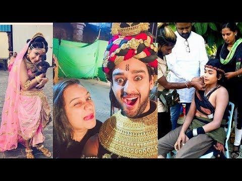 Download Chandragupta Maurya Serial Actor's Latest Offscreen Masti