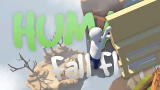 Human Fall Flat - The Human Catapult!! (Human Fall Flat Gameplay) Part 4