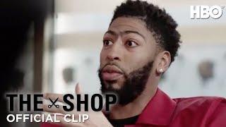 Anthony Davis, Lebron and 2 Chainz talk Momentum Shift | The Shop | Season 2