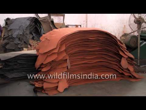 From farm to fashion: leather production in India
