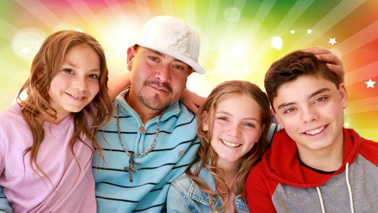 MEET OUR BIOLOGICAL DAD! | SPECIAL VISIT!