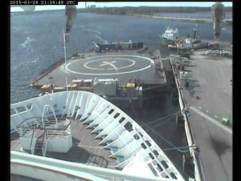 SpaceX Barge/ASDS Being Modified on 2015-03-28, 2015-04-02, 2015-04-06 Before CRS-6 Landing Attempt