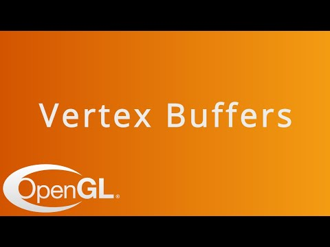 Vertex Buffers and Drawing a Triangle in OpenGL